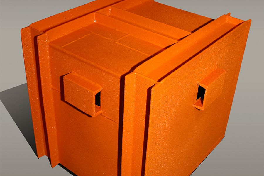 Industrial Lining box